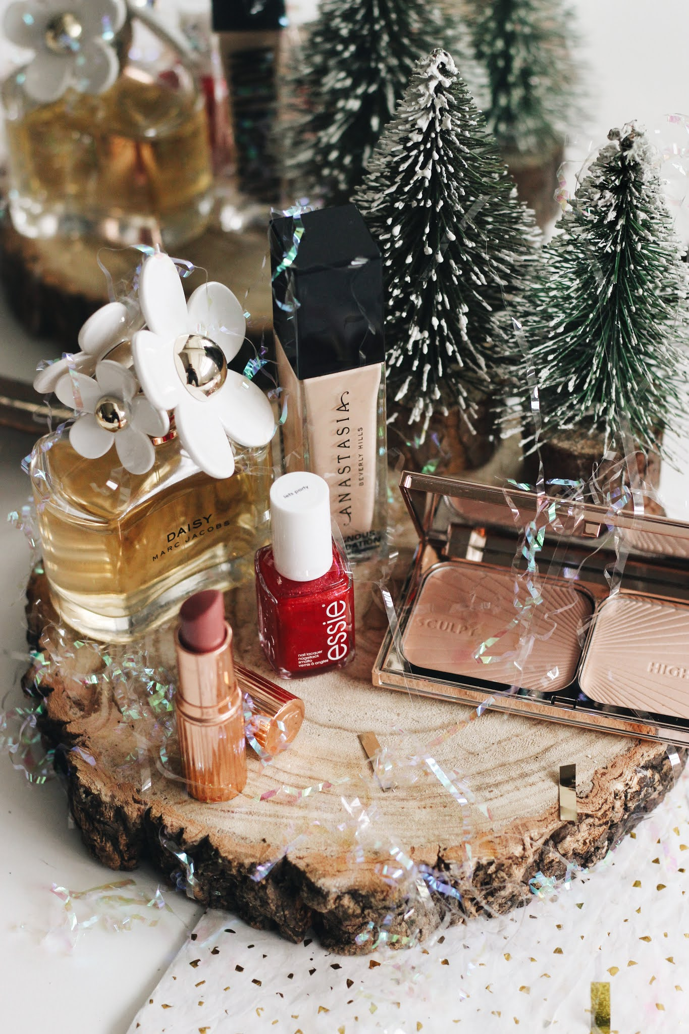 Christmas Makeup Routine