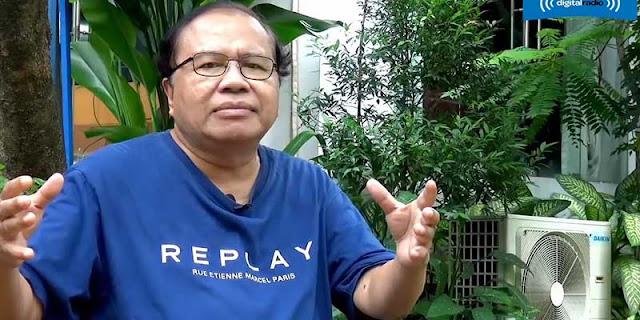 Rizal Ramli: Pembangunan Itu Harus Buat Rakyat Lebih Makmur, Bukan Sebaliknya!