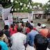বর্ধমানে এসএফআই-এর অভিনব প্রতিবাদ, স্কুল-কলেজ খোলার দাবীতে রাস্তাতেই ক্লাস অধ্যাপকদের