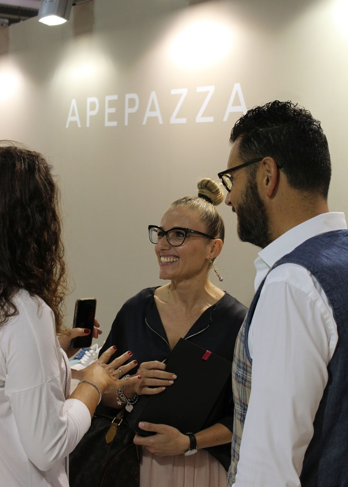 Eniwhere Fashion - Apepazza collection - Micam 2016