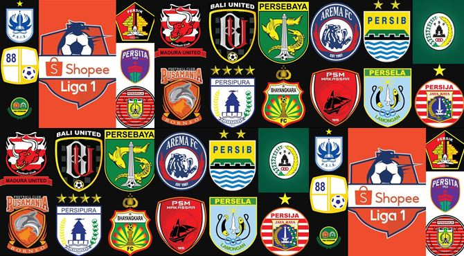 Klasemen Top Skor Shopee Liga 1 Indonesia 2020