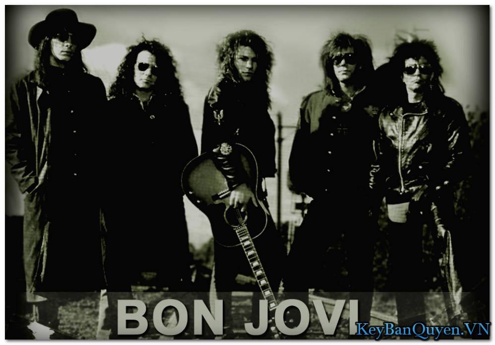 Tổng hợp tất cả CD nhạc chất lượng cao của Bon Jovi .