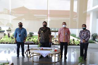 Gubernur Arinal Djunaidi Perjuangkan Lampung Dapat Pinjaman Tempat Isolasi Apung untuk Pasien Covid -19 melalui Kapal Pesiar dari Kementerian Perhubungan
