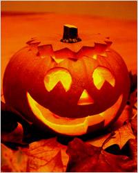 Страшные и вкусные угощения для Хэллоуина