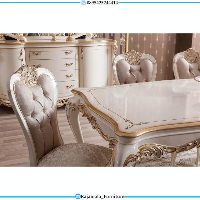Greatest Desain Meja Makan Mewah Klasik Jepara Luxury Furniture Jepara RM-0603