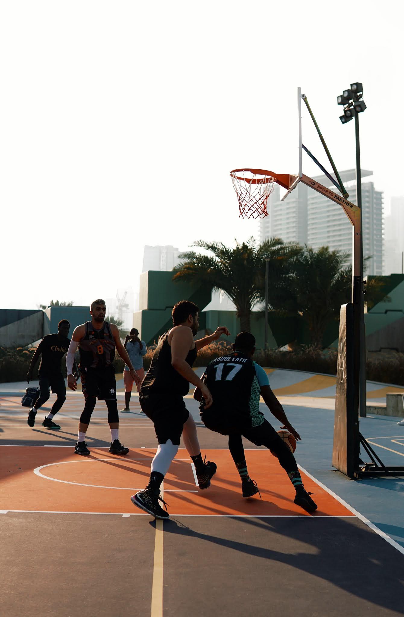 Manfaat Olahraga Basket