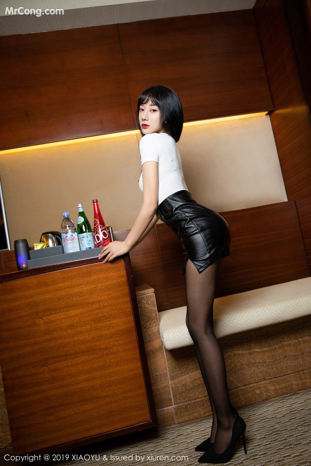 Image XiaoYu-Vol.092-He-Jia-Ying-MrCong.com-010 in post XiaoYu Vol.092: He Jia Ying (何嘉颖) (74 ảnh)