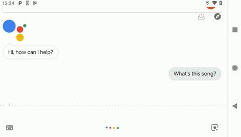 جوجل تحسن التعرف على الموسيقى من خلال البحث الصوتي