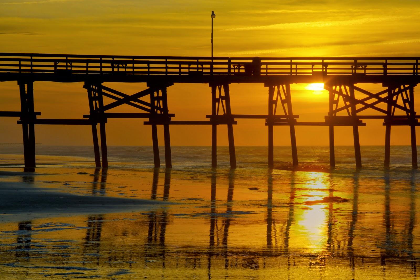 Josh Friedman Photography Morning In Myrtle Beach South Carolina