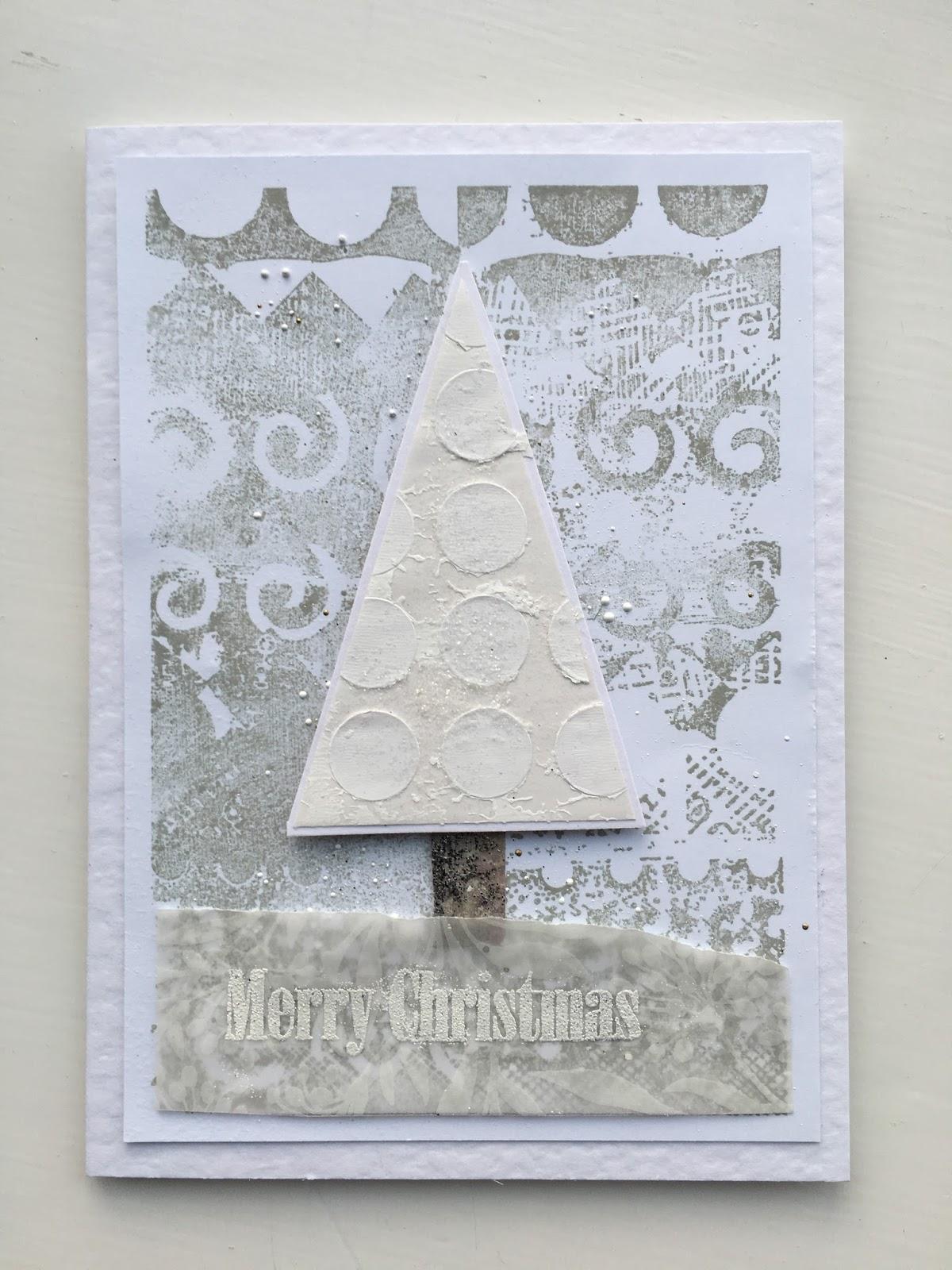 a love to create: Christmas Trees...