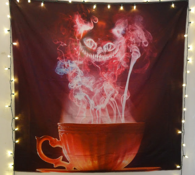 RoseGal | Halloween Cup Goblins Waterproof Hanging Tapestry