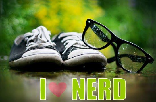 eu amo nerd