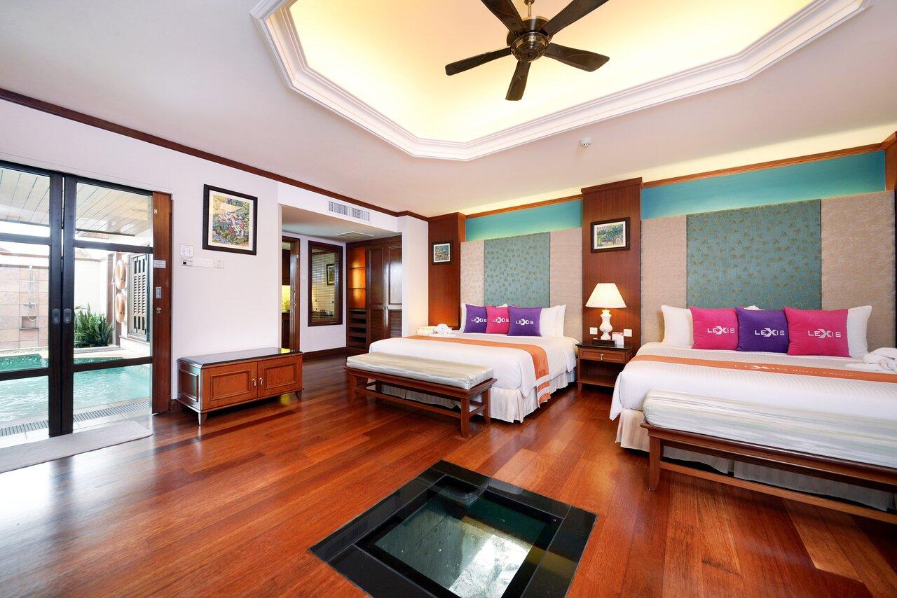 Staycation Di Grand Lexis Port Dickson Dengan Privite Pool Yang Menyeronokkan