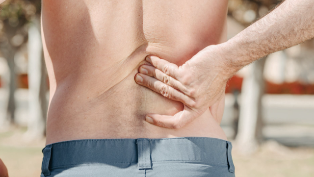 Lower Back Pain With Stomach Pain
