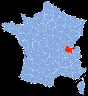 Oyonnax, lieu d'un acte de résistance dans l'est de la France en 1943