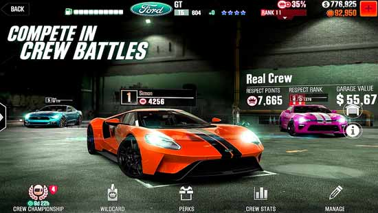 CSR2 Racing Mod