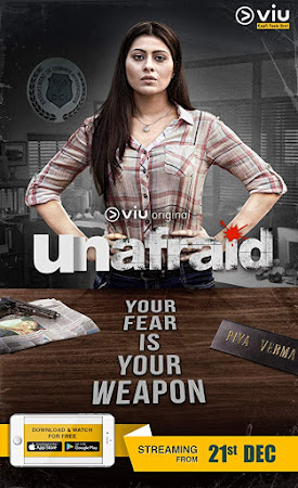 Poster Of Unafraid Season 01 2019 Watch Online Free Download