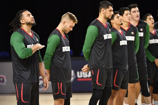 México cede ante Estados Unidos 78-94 y es segundo del grupo D