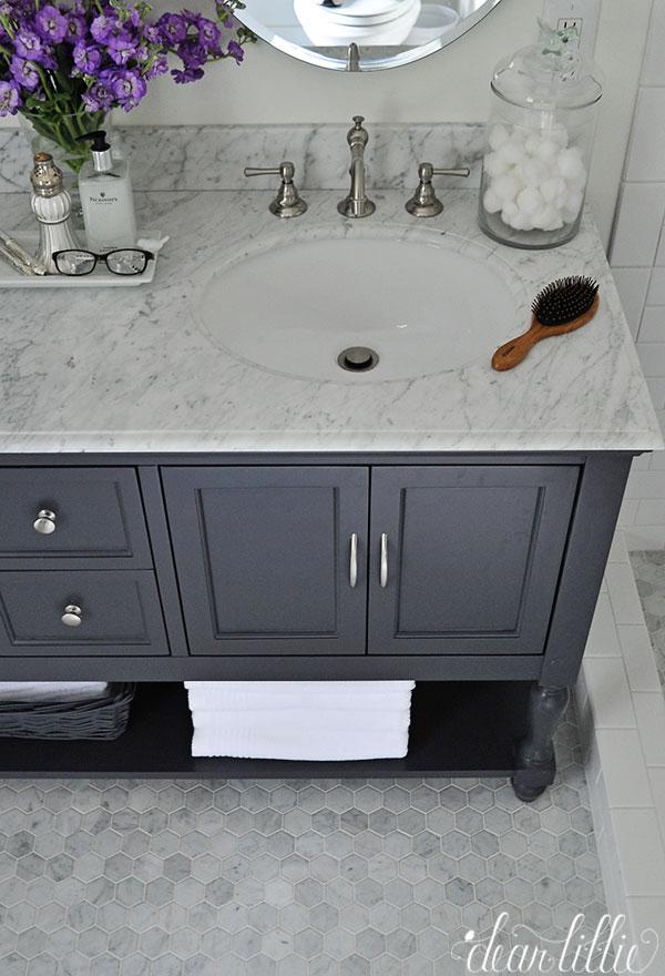 Dear Lillie A Little Peek Into Our Updated Master Bathroom
