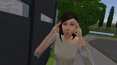 Positivity Challenge Sims 4 Millie Bobby Brown