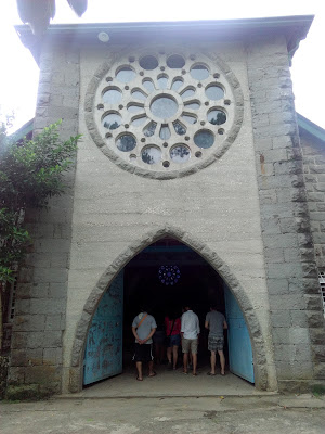 Anglican church in Sagada