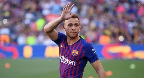 Arthur initiated Juventus transfer, not Barcelona: Bartomeu