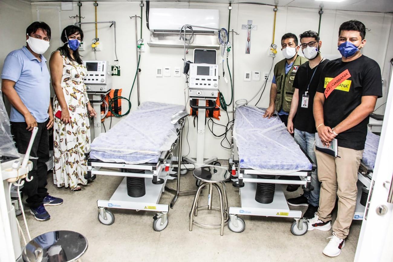 Policlínica Itinerante atende 115 pessoas no município de Faro