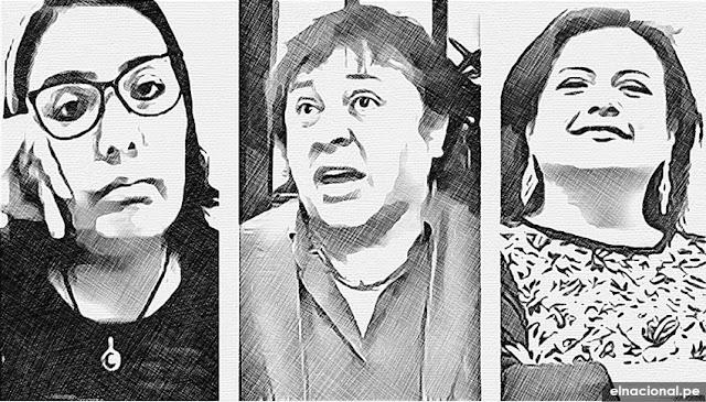 Poder Judicial dispone liberar a Mirian Morales, Richard Cisneros, Karem Roca