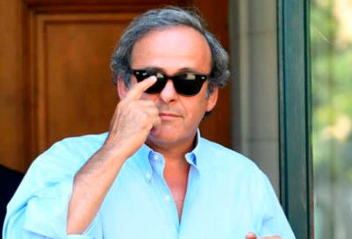 Ex-UEFA president Platini freed from detention 1