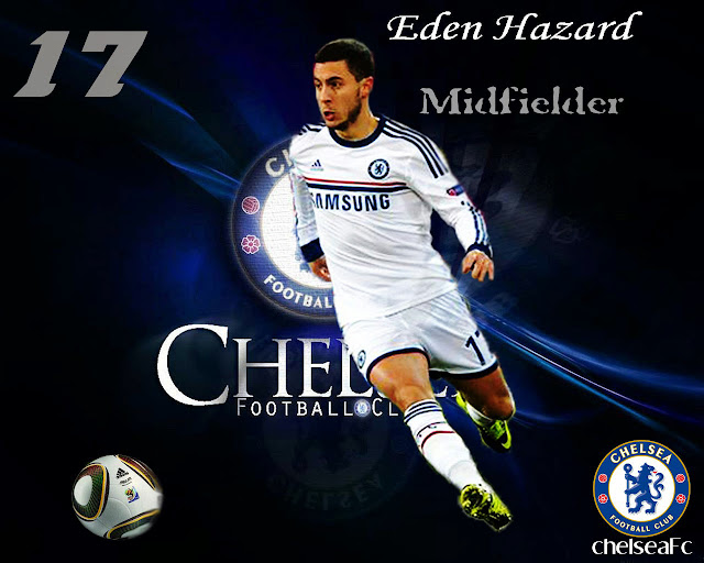 99 Eden Hazard HD Wallpapers