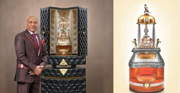 Waw! World's most expensive perfume that cost ₦471 million launched in Dubai