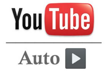 Nhúng youtube tự động play trên blogger