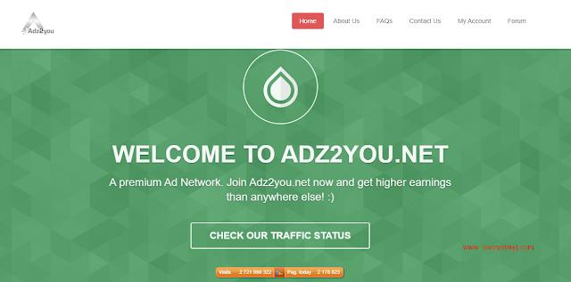 Adz2you Ad Network