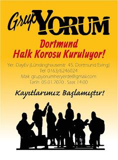 GRUP YORUM ALMANYA HALK KOROSU
