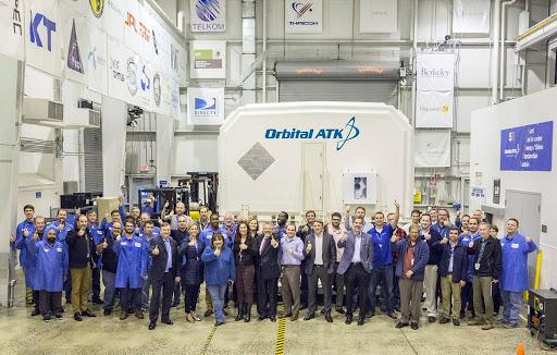 job posting websites, Orbital ATK logo