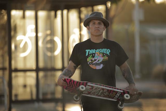 Manual do Skate com Christian Hosoi