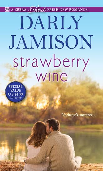 Strawberry Wine Book Tour