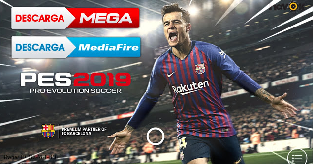 Info Game Pes 2019