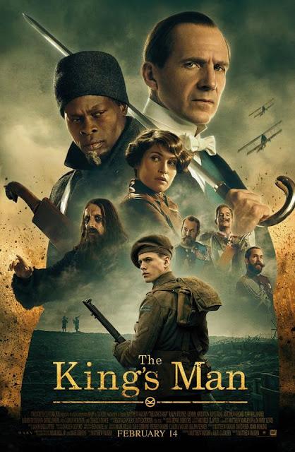 Poster oficial de 'The King´s Man: La Primero Misión'