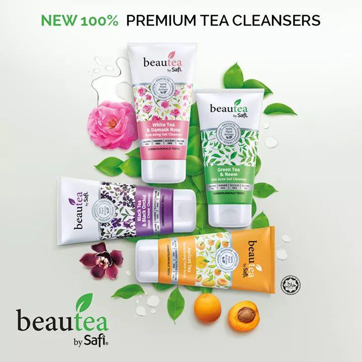 Beautea by Safi Produk Keluaran Terbaru Safi Malaysia