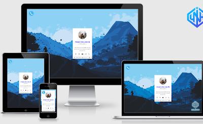 Share Template Profile - Giới Thiệu Bản Thân Version 1.1