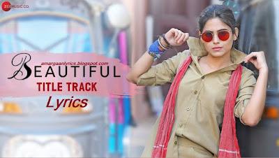 Beautiful lyrics Parth Suri & Naina Ganguly