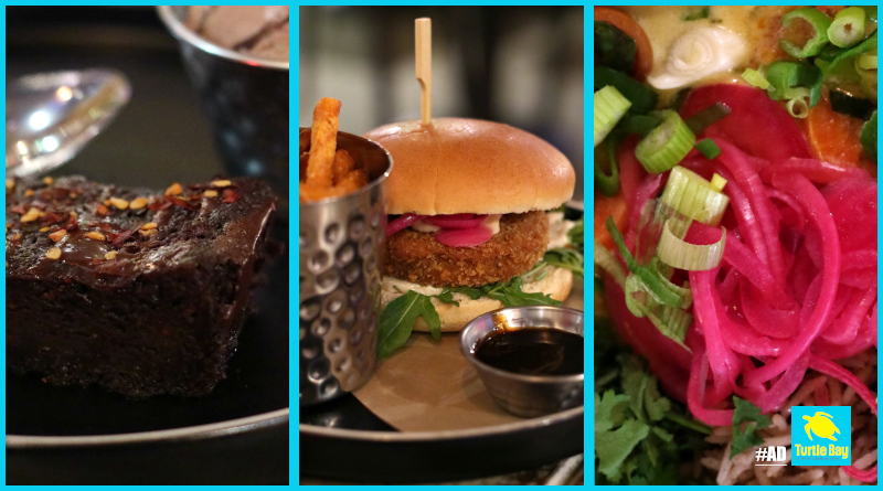VEGAN FOOD WITH SOUL: WE TURTLE BAY'S VEGANUARY MENU*