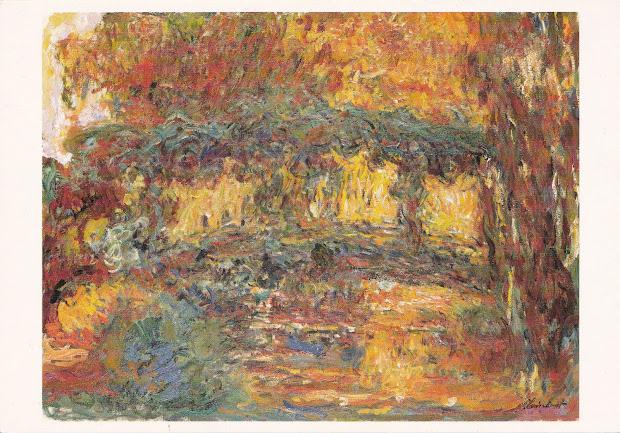 Os Postais Da Donazu Claude Monet 30