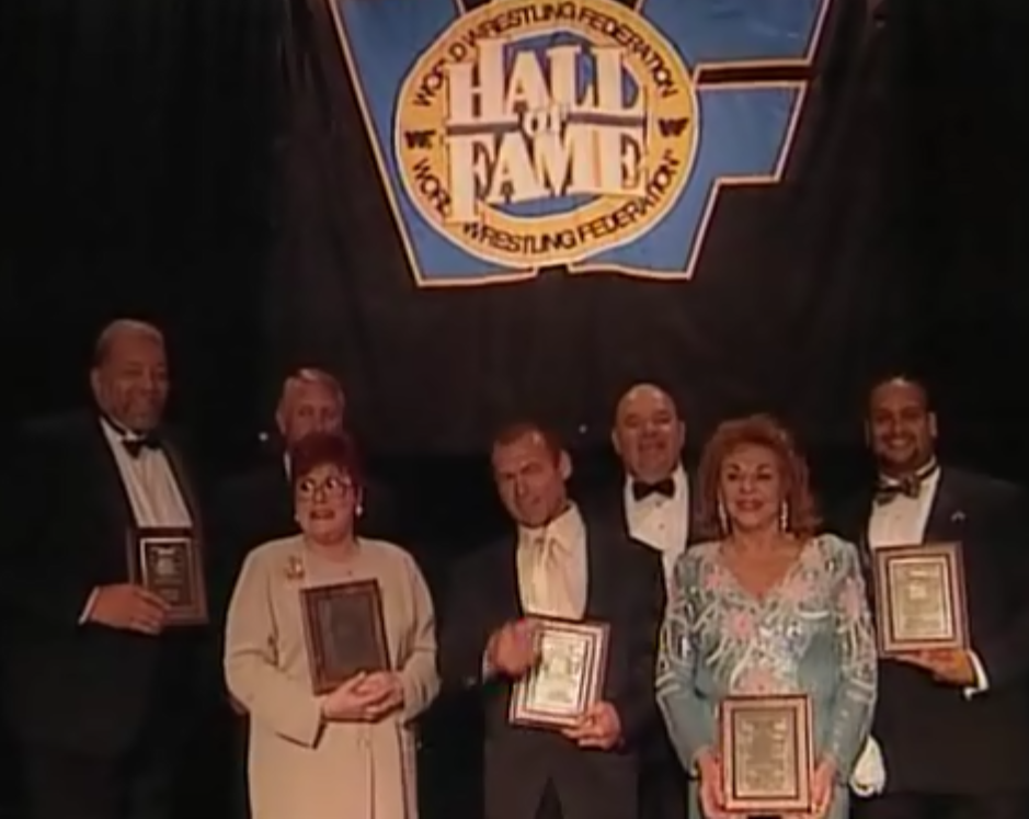 WWF / WWE - King of the Ring 1995 - WWF Hall of Fame Class of 1995