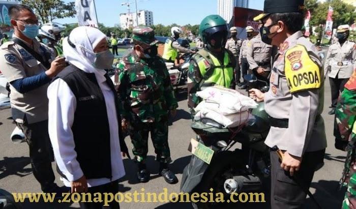 Kapolda Jatim Salut Dengan Kekompakan TNI Polri dan Pemda di Jatim