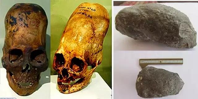 Βρέθηκε «κρανίο εξωγήινου» σε σπηλιά στο νότιο Περού; [Βίντεο]