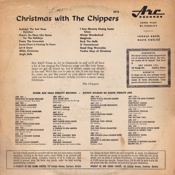 Royal Cat Records 25 Holiday Records 9 Christmas With