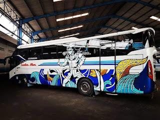 3 Livery Baru Bus Sumber Alam