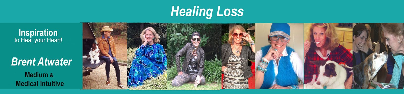Healing Loss with Brent Atwater